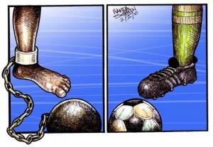 sportas ir vergove