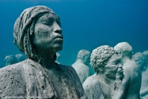 © Jason DeCaires Taylor nuotr.
