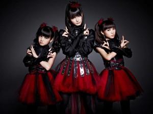 "Grupės ""Babymetal"" fb.com profilio nuotr."