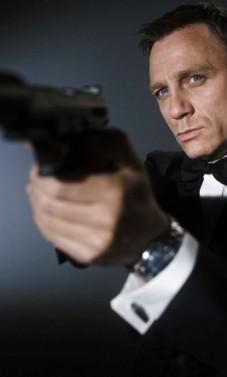 Džeimsas Bondas greičiausiai negautų darbo MI6 štabe
