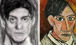 picasso-self-portrait