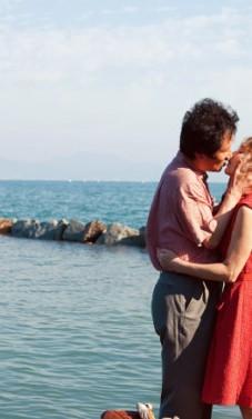 """Isabelle Huppert ir korėjiečių režisieriaus Hong Sang-soo filmas """"Kitoje šalyje"""""""