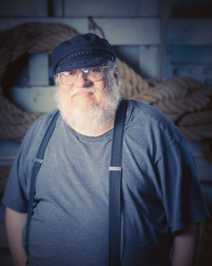 George R.R. Martin / © Henry Söderlund nuotr. Wikimedia Commons