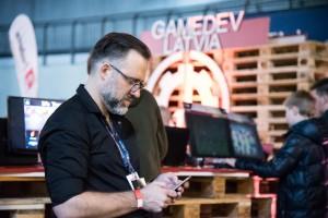 GameOn 2016 akimirkos / Pauliaus Pauliaus Židonio nuotr.