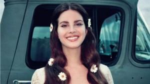 """Lana Del Rey albumo """"Lust For Life"""" viršelis"""