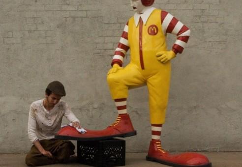 TOP 10 gatvės menininko Banksy šedevrų