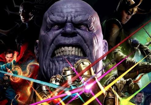 """Ar superherojų sagos  """"Keršytojai. Begalybės karas"""" blogietis Thanos teisus?"""