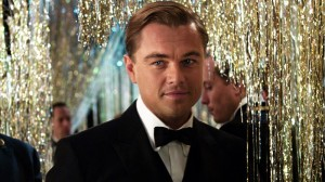 "Leonardo DiCaprio / Filmo ""The Great Gatsby"" kadras"