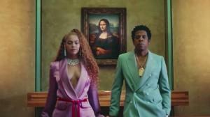 Beyoncé ir Jay-Z / Muzikinio klipo kadras