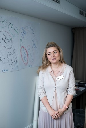 Beata Nicholson / A.Dzimidavičiaus nuotr.