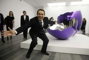 Skulptorius Jeff Koons