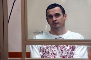 Olegas Sentsovas ukrainiečių politinis kalinys Rusijoje / © Wikimedia Commons archyvo nuotr.