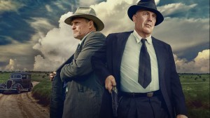 """Filmo """"The Highwaymen"""" plakatas / Netflix"""