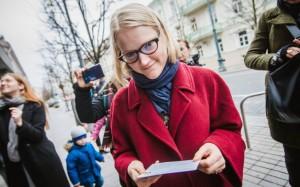 Aurelija Auškalnytė, Dainiaus Putino nuotr.